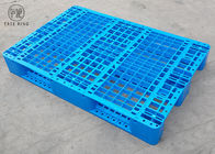 Racking Reusable Plastic Skids Pallets For Fork Trucks With 4 Way Entry P1208