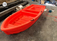 4M Multifunctional Plastic Fishing Boat Rotational Molding PE For Aquaculture
