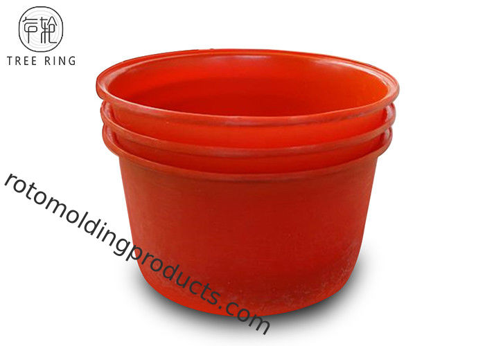 M400 UV Plastic Cattle Drinking Troughs , Fishing Circular 5 Gallon Plastic Tub Custom